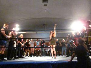 Shot of the Night - Wrestling Cares Association - 06-29-13