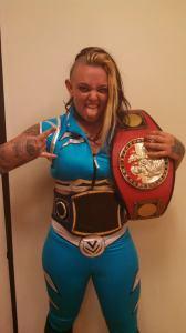 Hudson New AOW champ 8-3-14
