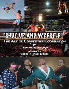shut up and wrestle cover