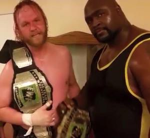 The Connected - EWF Tag Champions