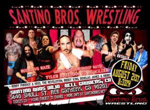 Santino Bros 8-21-15 flyer