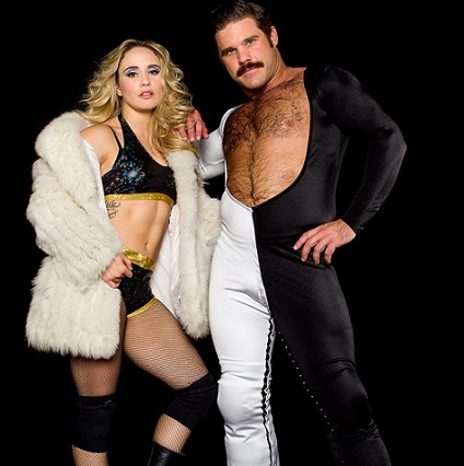 Laura James & Joey Ryan