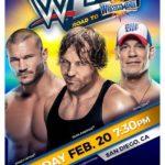 WWERoadToWrestlemaniaSanDiego