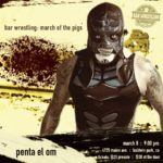 Bar Wrestling March 8