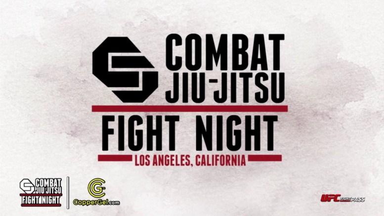 Combat Jiu-Jitsu Fight Night - 22 February 2019 - Quick