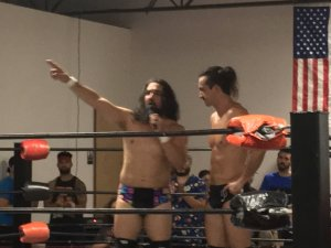 PPRay (Ray Rosas & Peter Avalon) at MPW on September 27th, 2019 in Chatsworth, CA