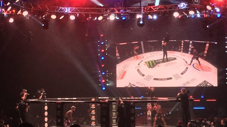 Bellator 228 Postlims at The Forum in Inglewood, CA