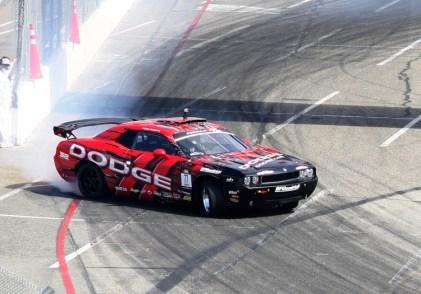 Samuel Hubinette Racing (SHR)/Dodge Motorsports Dodge Challenger
