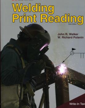 Southern California Welding Training & Testing Center Weld Print Reading