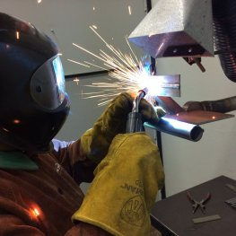 WLDG1102 - Gas Metal Arc Welding (MIG) I The Basics Flat and Horizontal Weldments 1