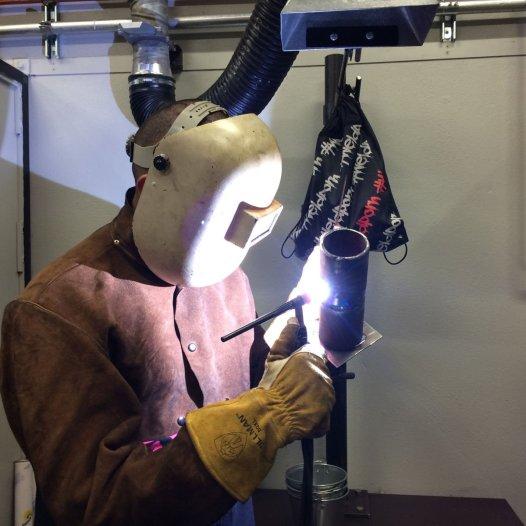 WLDG1114 – Gas Tungsten Arc Welding (Tig) Bevel Pipe