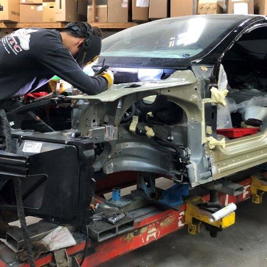 Automotive Welder-Fabricator