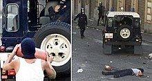 Source: Death of Carlo Giuliani Wikipedia.org - https://en.wikipedia.org/wiki/Death_of_Carlo_Giuliani