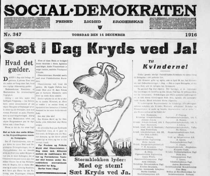 Socialdemokraten om afstemningen