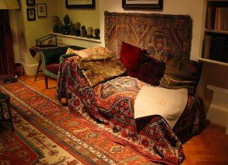 Sigmund Freud's sofa