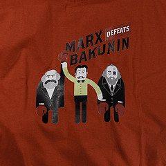 Marx vs Bakunin Notodovale's photostream https://www.flickr.com/photos/notodovale/on Flickr.com)