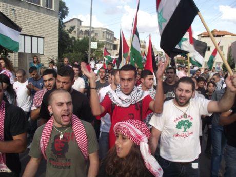Den anden intifada: al-Aqsa opstanden i Palæstina