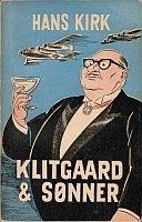 Hans Kirk: Klitgaard og Sønner, Tiden 1952, 1. udgave med tegninger af Herluf Bidstrup