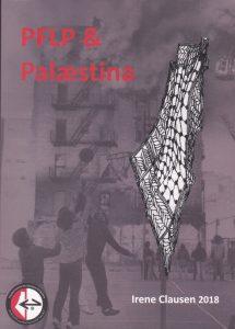 """Forside på Irene Clausens bog """"PFLP & Palestina"""""""