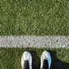 サッカースパイクの芝用と土用の違いを知って使い分けよう!