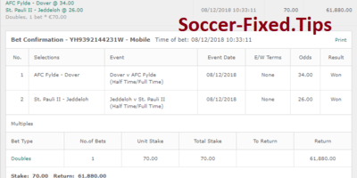 FIXED MATCHES HT FT, fixed matches tomorrow, best fixed games, sure matches, betting soccer tips