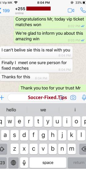 tanzania fixed matches