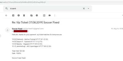 football fixed matches