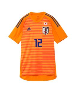 サッカー日本代表 サムライブルー ユニフォーム背番号「12」