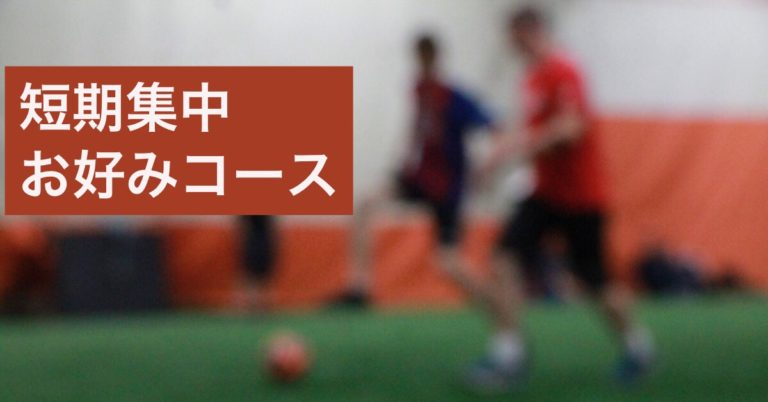 谷田部の短期集中レッスンコース