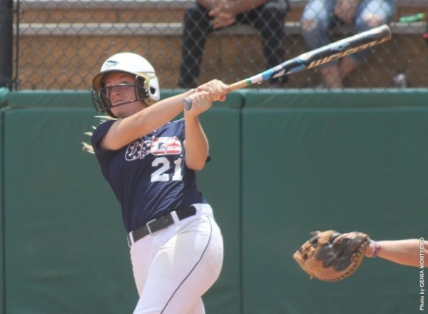 USCB Softball's Triplett Named NAIA Player of the Week - News