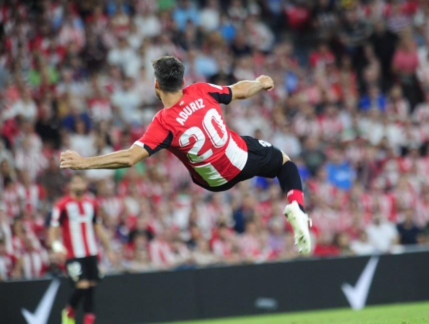 Aduriz overhead kick vs Barcelona 1