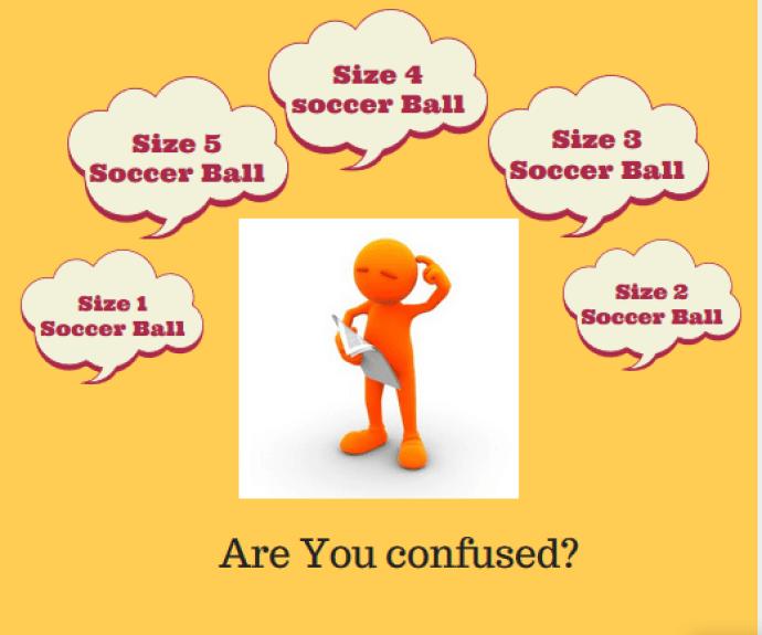 soccer ball size