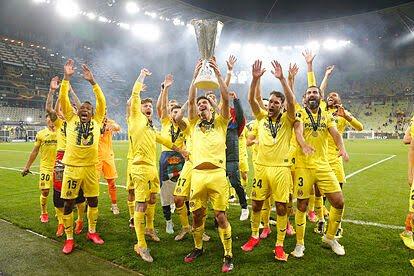 Villareal won Europa League🤷♂️