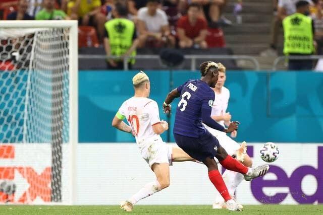 Au revoir Pogba – Switzerland beats France 5-4 on penalties😁