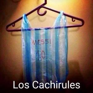 Messi Los Cachirules