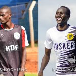 Enosh Ochieng and David Majak winners of 2019 LG/SJAK Player Awards