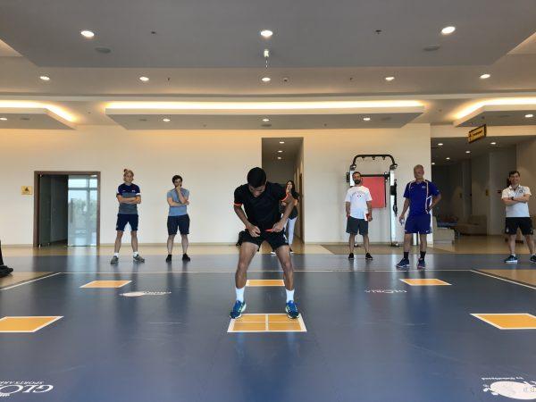 Workshop in Belek