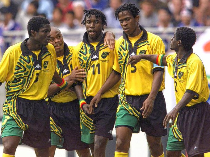 b21e733956c 11 Best World Cup Kits from the 1990s - SoccerGator.io