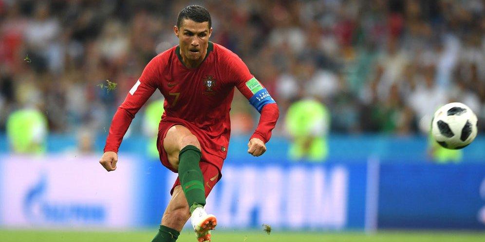 Santos: Portugal Bukan Hanya Bicara Soal Ronaldo