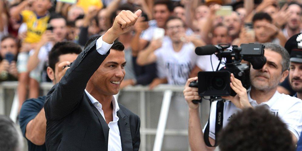 Ronaldo Sebut Juventus Sebagai Klub Terbesar Dalam Sejarah !