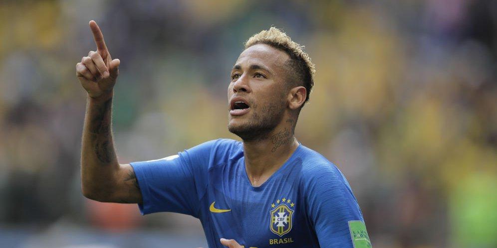 Neymar Sebut Kritikan Pada Dirinya Terlalu Berlebihan
