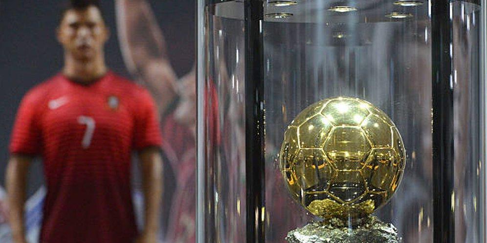 Alasan Mengapa Cristiano Ronaldo Tidak Akan Raih Ballon d'Or Tahun Ini