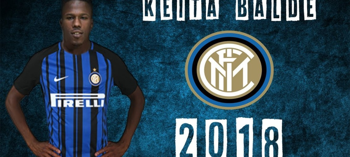 Inter Resmi Datangkan Keita Balde Dari Monaco Dengan Status Pinjaman
