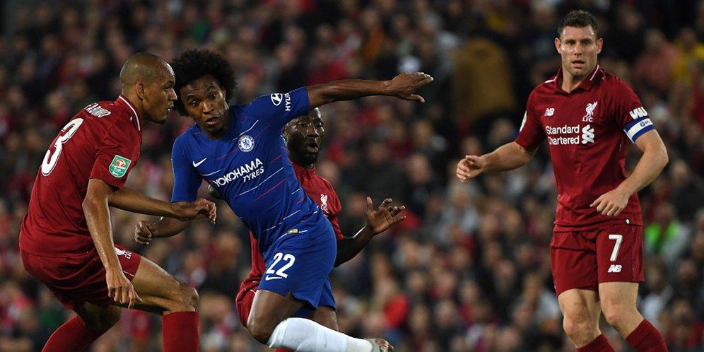 Klopp Sebut Chelsea Bukan Ancaman Besar