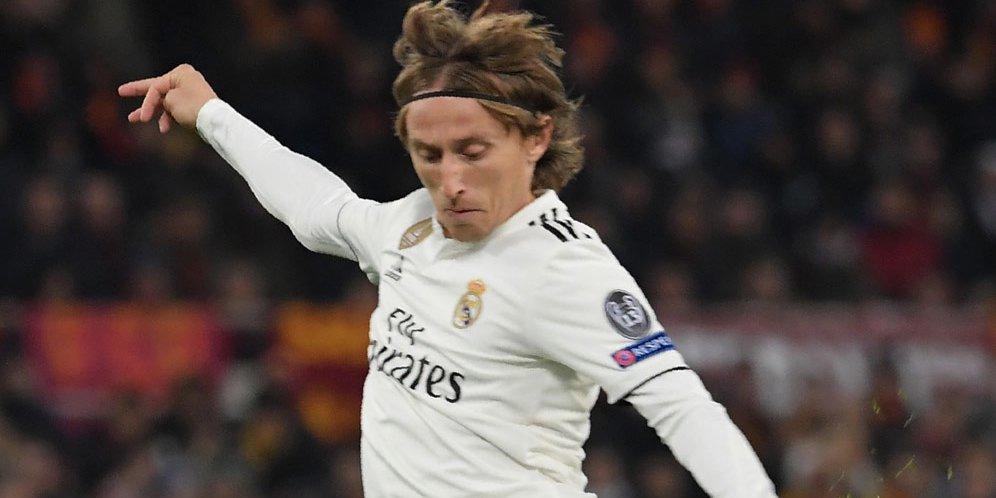 Modric Tolak Perpanjangan Kontrak Dari Madrid