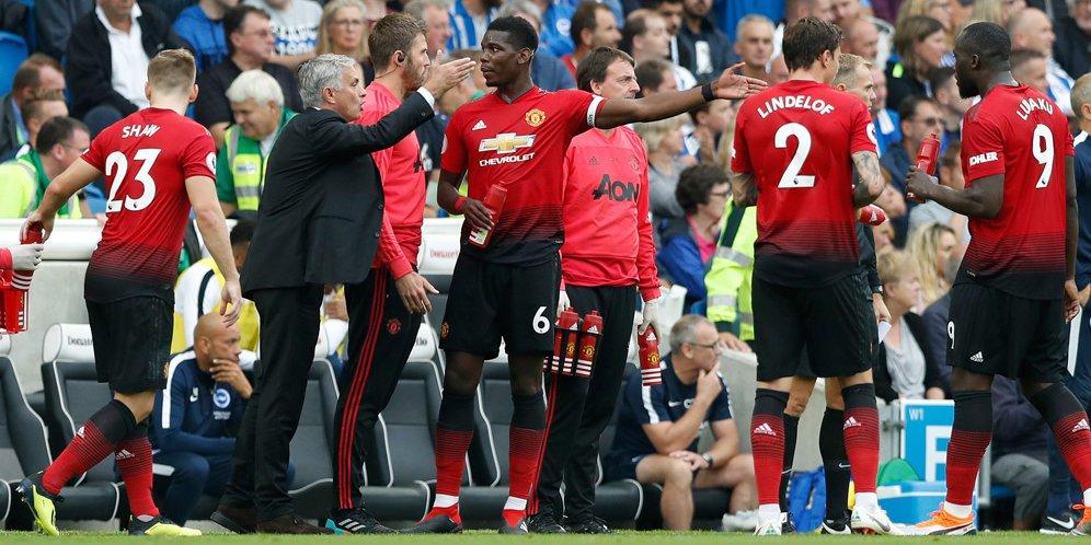 Mourinho: Pogba Bagaikan Virus !