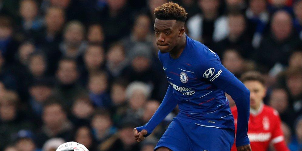 Tampaknya klub raksasa Inggris, Chelsea akan kehilangan pemain mereka, pasalnya ada rumor yang mengatakanCallum Hudson-Odoi ingin segera hengkang dari klub.