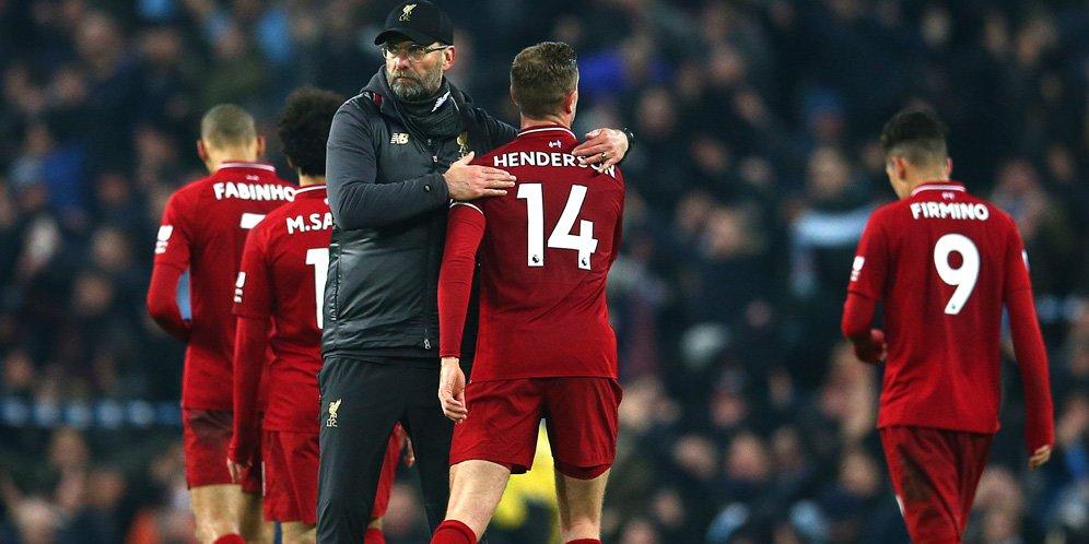 Sane: Liverpool Salah Satu Tim Terbaik Di Dunia
