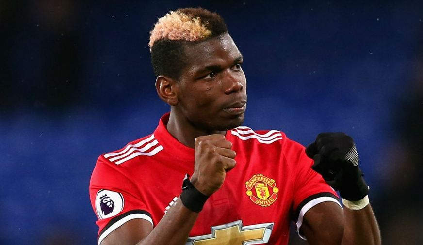 Lanjutkan Karir di United, Pogba Tolak Tawaran Madrid !