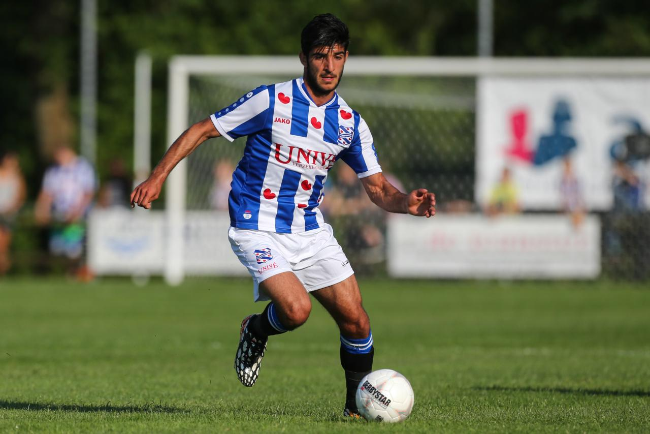 Nationality Dilemma for Heerenveen Starlet Rewan Amin